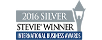 2017 stevie awards silver winner - Asia Pacific Stevie Awards 2016