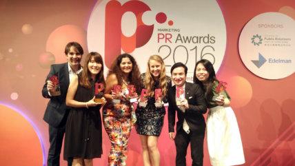 PR Marketing Awards