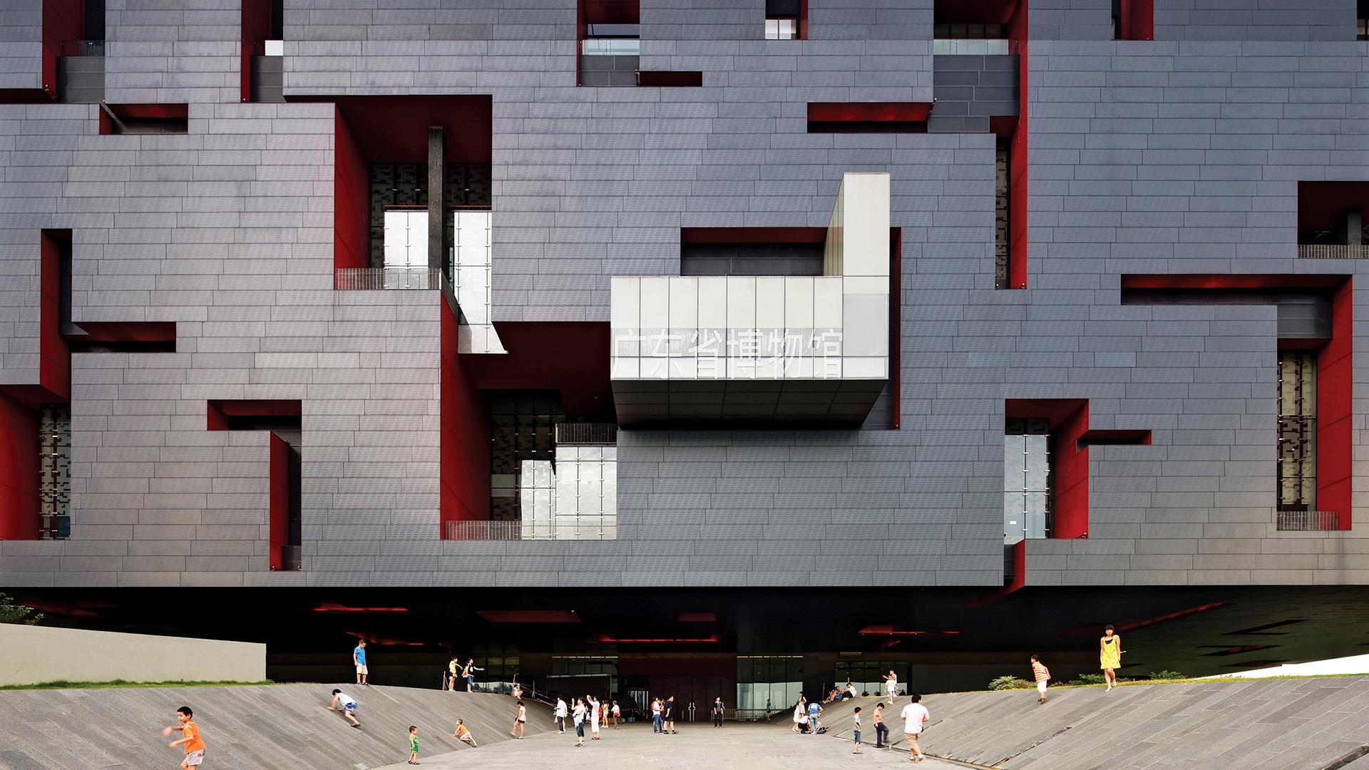 guangdong museum - 香港双年展:为建筑业界注入新动力