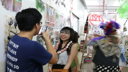 chai wan mei case study 428x241 - Driving traffic to a grassroots Hong Kong arts festival