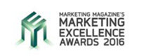marketing excellence awards 2016 205x80 - Marketing Magazine's Marketing Excellence Awards 2016