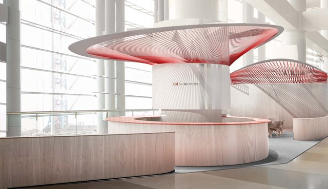Swire Properties Lounge 2017