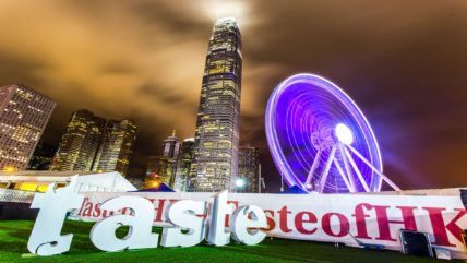 taste of hong kong 2016 case study 428x241 - Introducing Hong Kong to the world's greatest restaurant festival