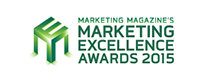 Marketing Magazine Marketing Excellence Awards 2015 logo 205x80 - Marketing Magazine's Marketing Excellence Awards 2015
