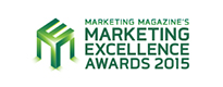 Marketing Magazine Marketing Excellence Awards 2015 logo - Marketing Magazine's Marketing Excellence Awards 2015