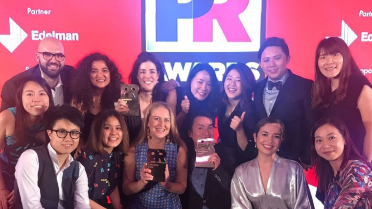 Untitled design 16 760x428 - Greater China PR Consultancy of the Year: Sinclair honoured at Campaign Asia's PR Awards Asia 2018