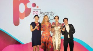 PR Awards 2018 Sinclair - featured image