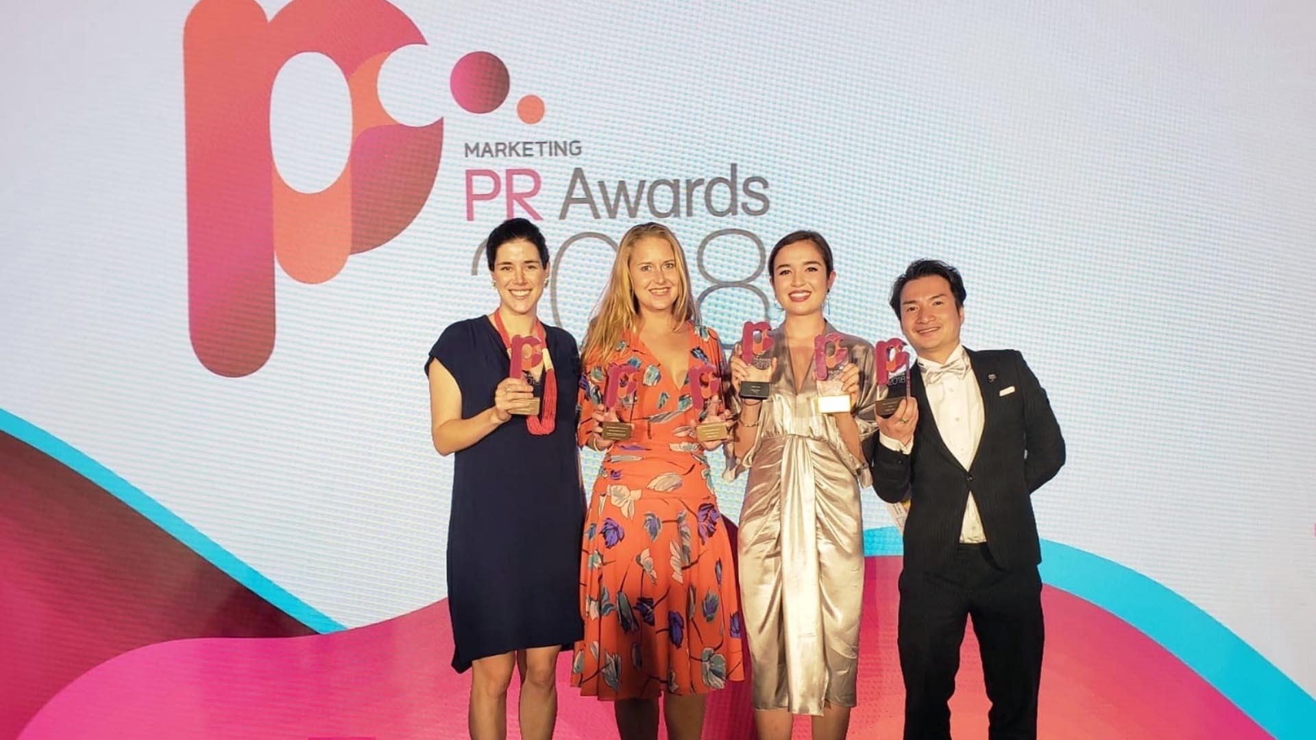 PR Awards 2018 Sinclair - featured image