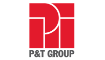 P&T Group logo