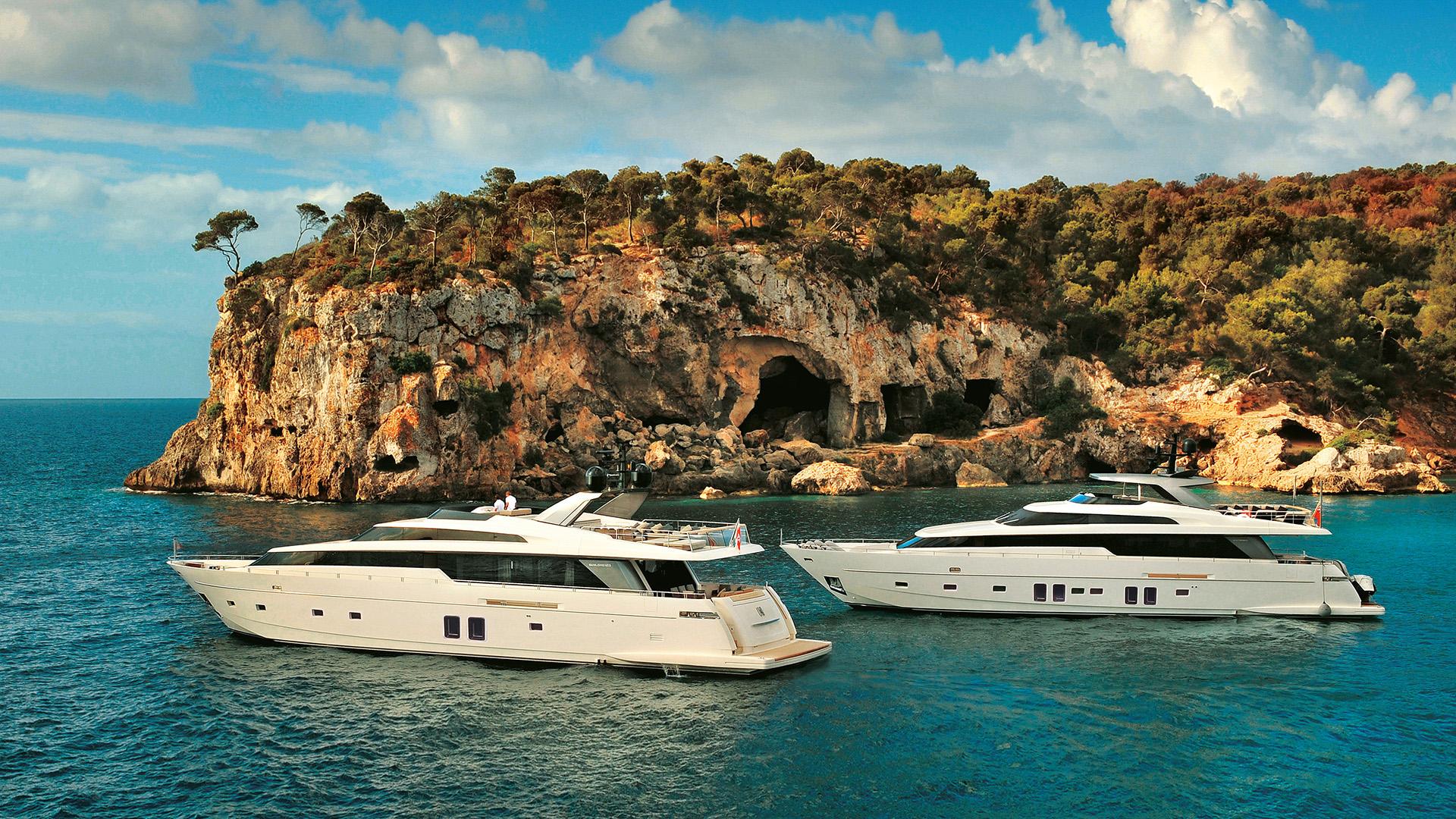 Simpson Marine yachts