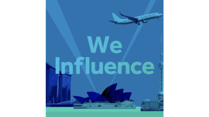We influence across industry