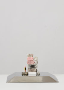 Hong Kong Human Rights Arts Prize 2018 Shortlist - Hing Yee Cheung's Soften stones 1- Tombstone for 61 HK students suicide since 2016