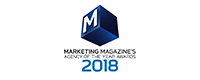Marketing Magazine Agency of the Year Awards 2018