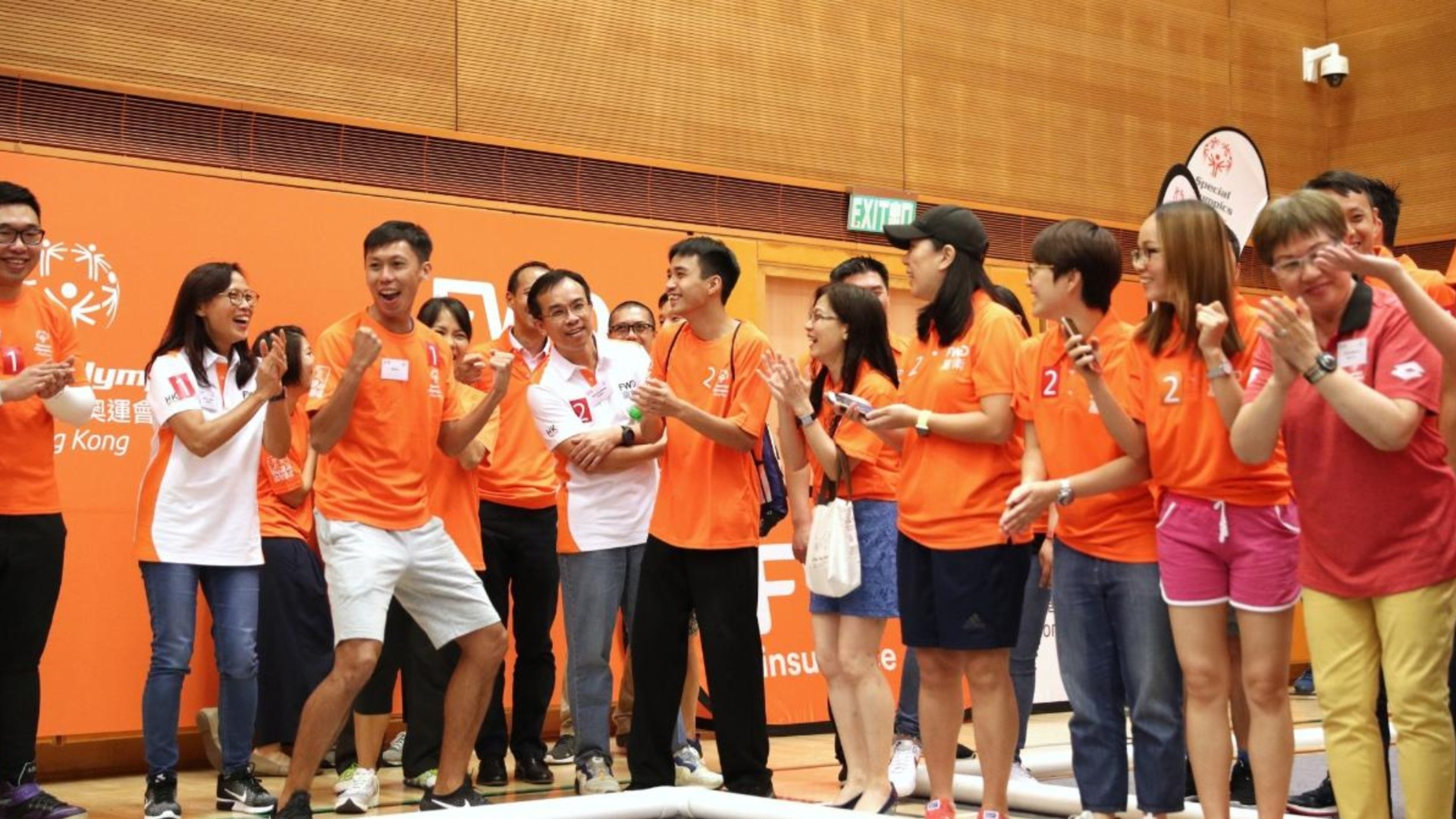 FWD x Special Olympics Hong Kong - Sinclair case study