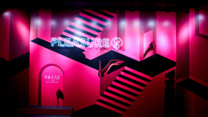 Swire Properties x V&A Museum - Shoes: Pleasure and Pain - Sinclair case study