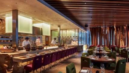 ZUMA Hong Kong interior - featured image