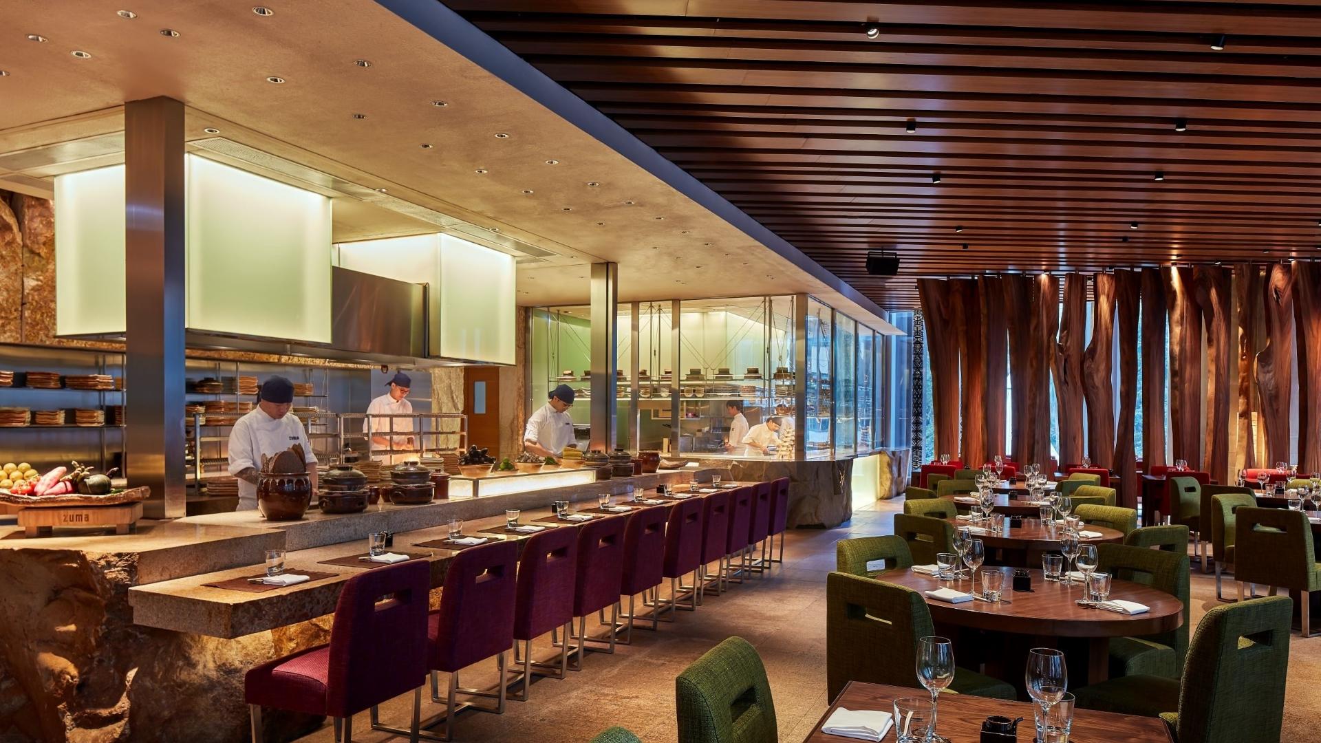 ZUMA Hong Kong interior - featured image
