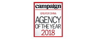 Campaign Asia Agency of the Year 2018